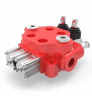 AMI 130 Monoblock hydraulische stuurschuiven