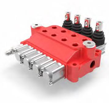 AMI 250 Monoblock hydraulische stuurschuiven