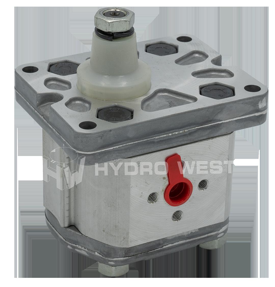 Marzocchi tandwielpomp ALP-3D60, hydraulic gear pump ALP3D60