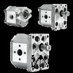Marzocchi hydraulic gear pumps, hydraulische tandwielpompen