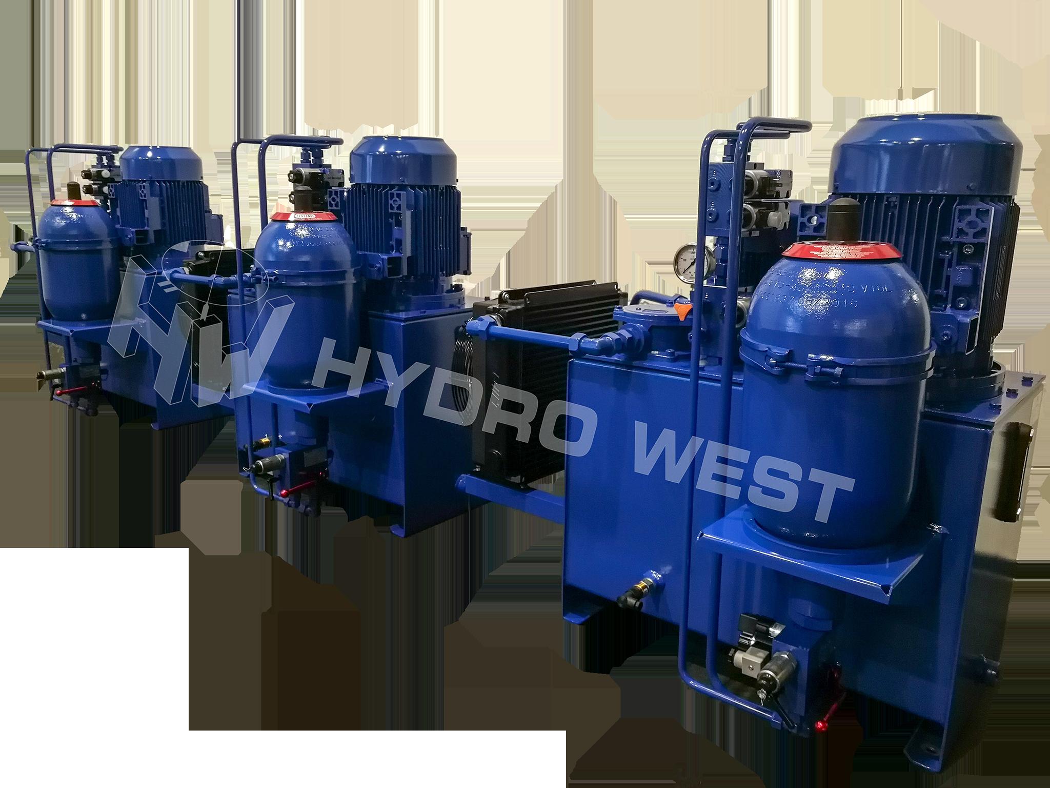 Hydraulisch aggregaat hydrauliek aggregaten