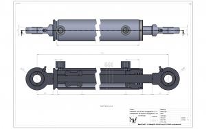 Cilinderbouw en revisie, nieuwbouw hydraulische cilinders